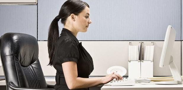 Офісні працівники заявили про необхідність скоротити час сидіння за столом
