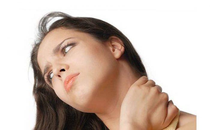 Шийний остеохондроз