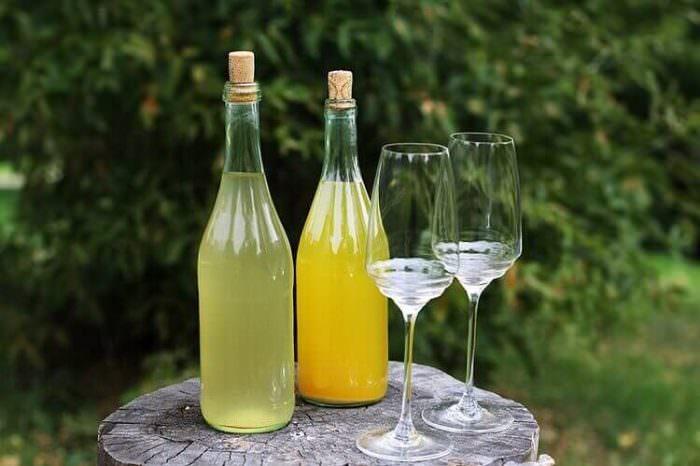 Вино з кульбаб