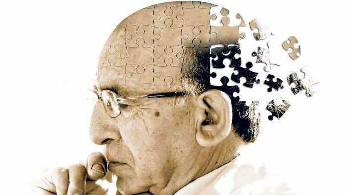 Хвороба Альцгеймера: форми, лікування, причини, симптоми