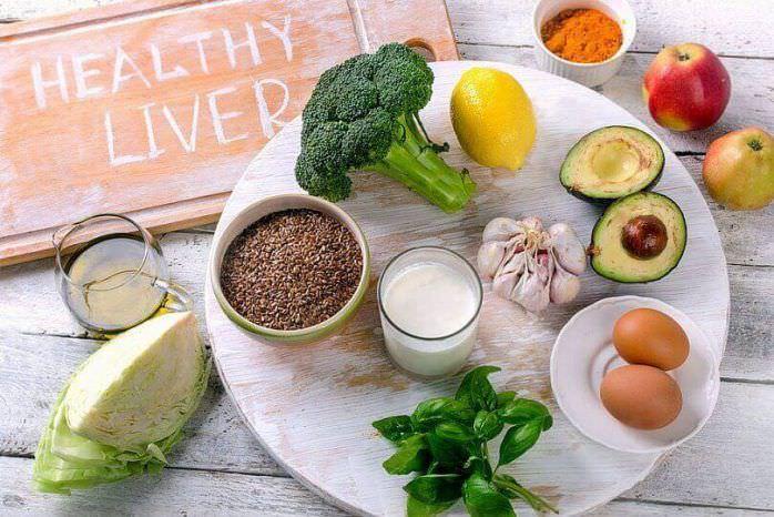 Продукти харчування, які можуть привести до хвороби печінки