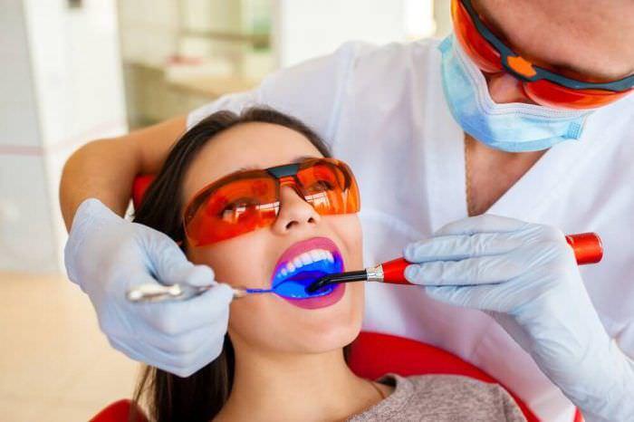 Фізіолікування в кабінеті стоматолога