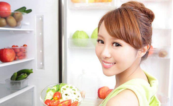 Японська дієта - таблиця меню