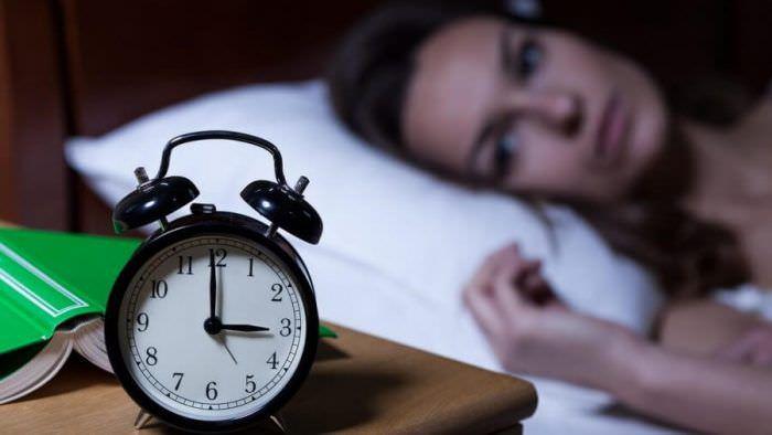 Безсоння. Інсомнія