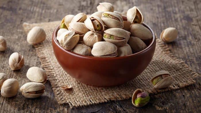 Фісташки - склад і корисні властивості горіха