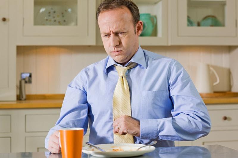 Изжогой регулярно страдает около 10% человек во всем мире