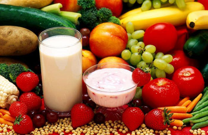 Лактовегетарианство и лишний вес