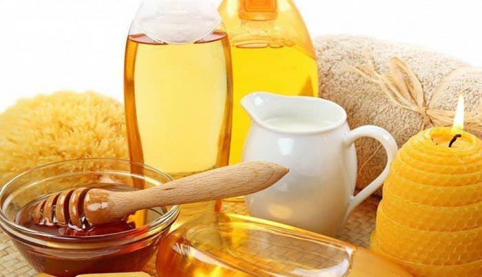 Як використовувати мед для шкіри і волосся?