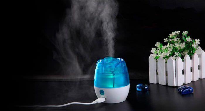 Зволожувачі повітря - які бувають, користь і шкода