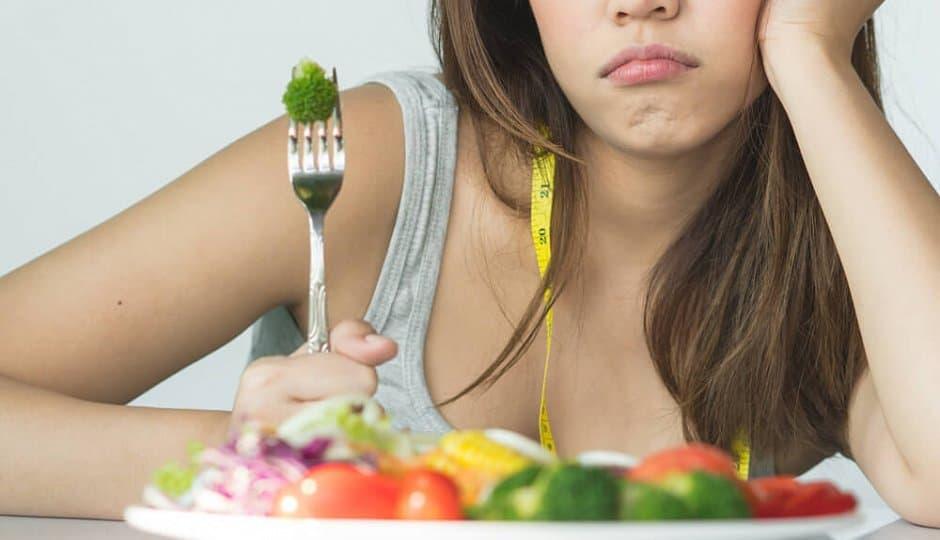 Ризики екстремальних дієт