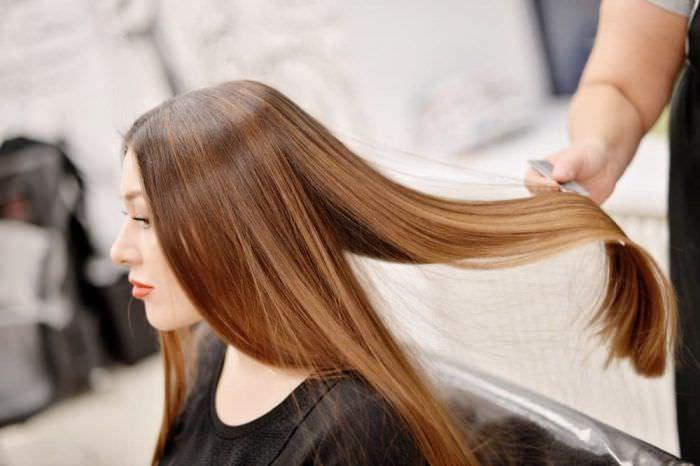 Біоламінування для волосся