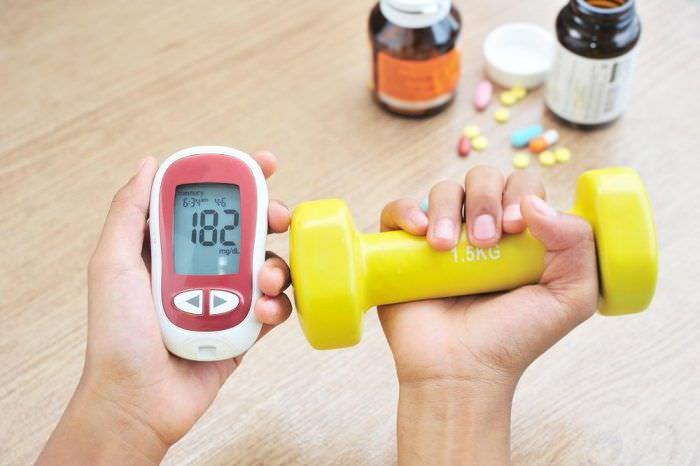 Фізичне навантаження при діабеті: користь вправ