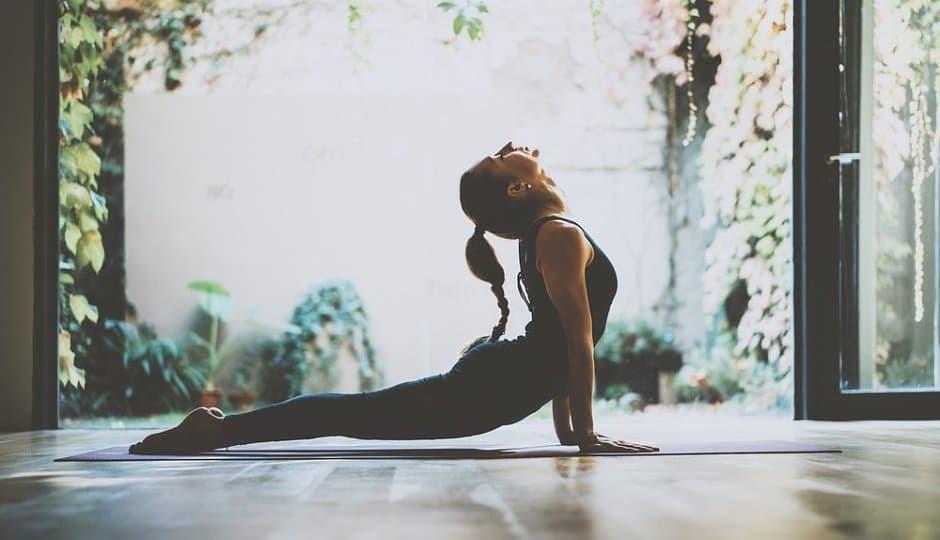 Йога для гибкости и женского здоровья