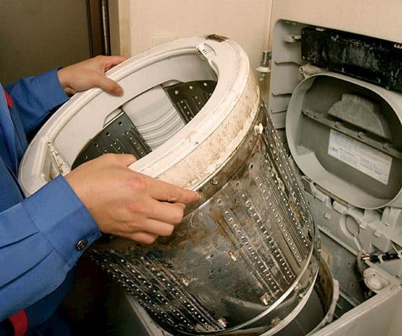 Как починить стиральную машину