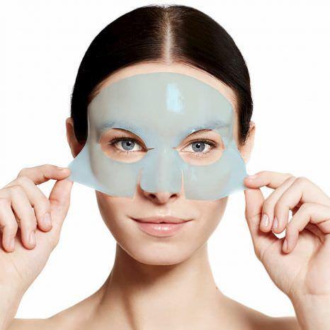 Бьюти-новинка: гидрогелевые маски