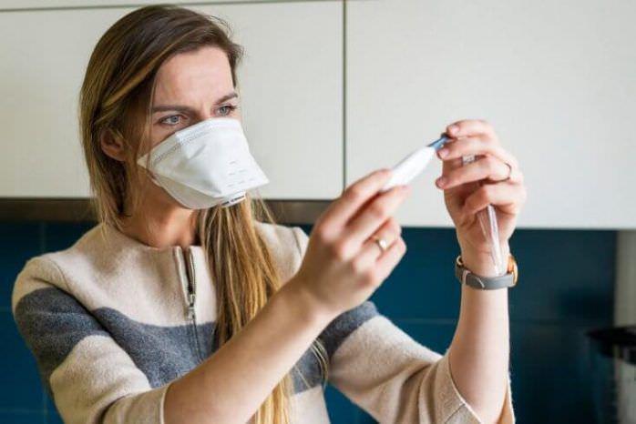 Основні симптоми зараження коронавірусом