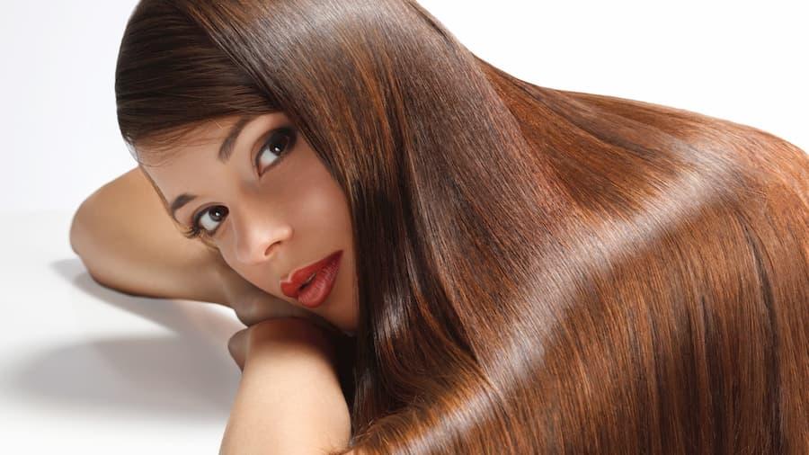 Полірування волосся