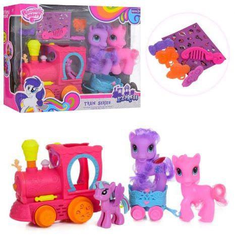 My little Pony для детей