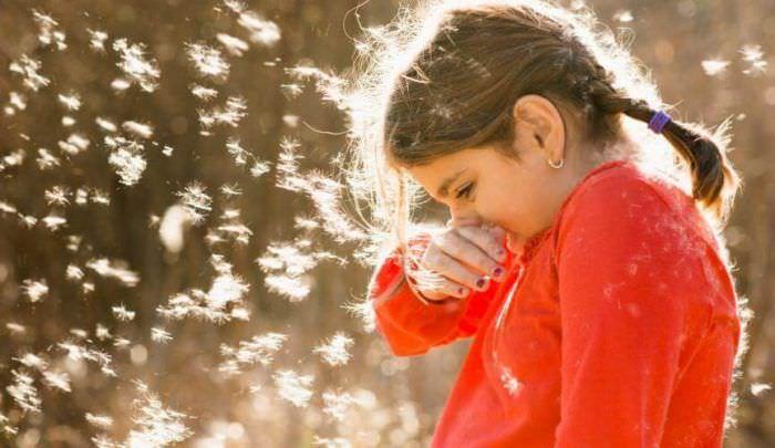 Бронхіальна астма та алергія