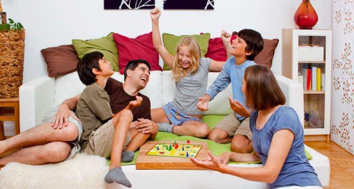 Организация досуга посредством использования настольных игр