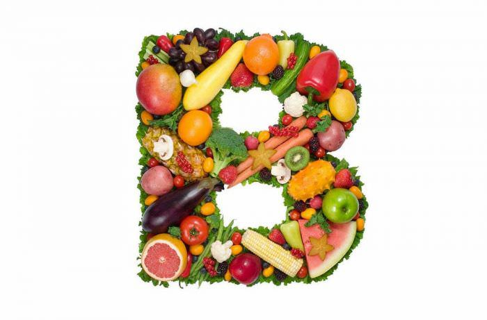 Вітаміни групи B