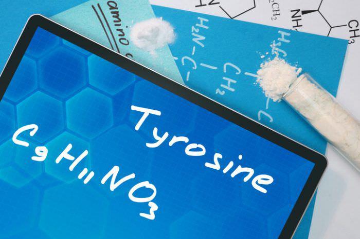 Тирозин - польза для организма человека.