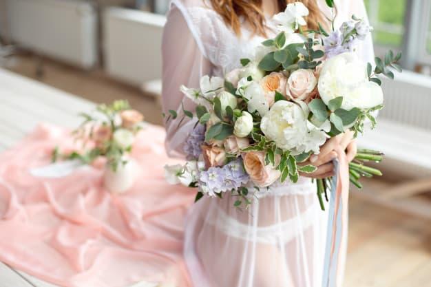Як правильно вибрати букет нареченої?