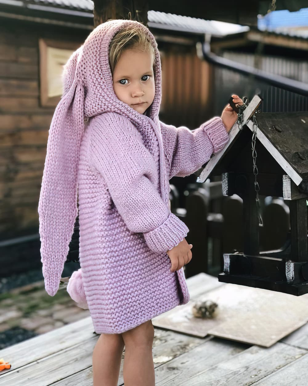 Стильные теплые кардиганы для детей