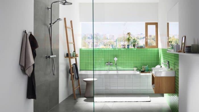 Уборка и дезинфекция в ванной комнате