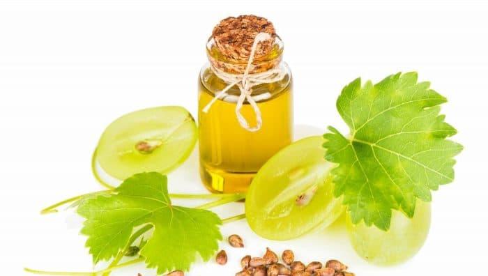 Масло виноградних кісточок: корисні властивості, протипоказання, застосування