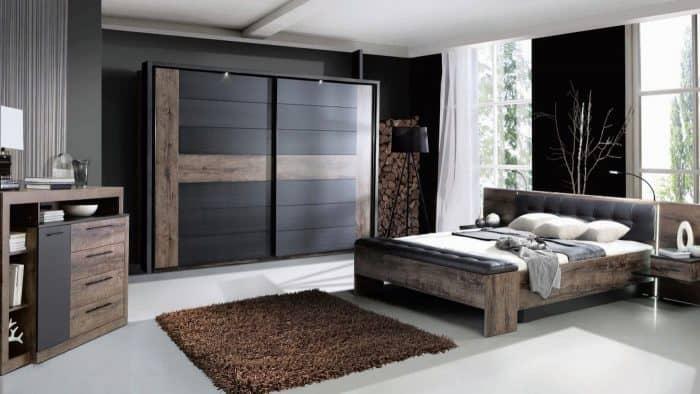 Правильний підбір меблів у спальню