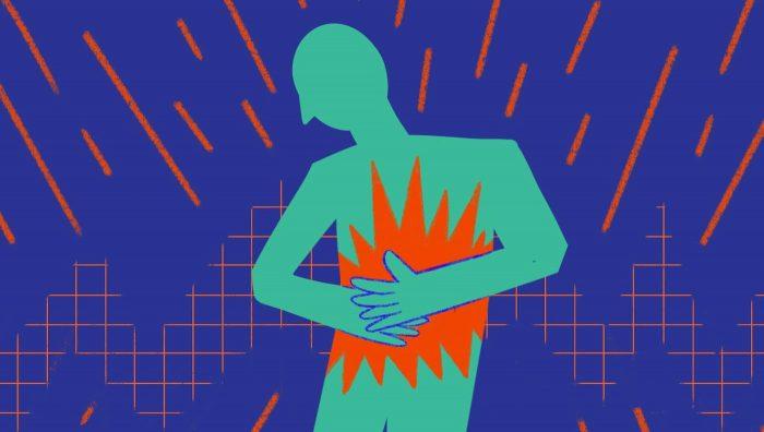 Біль в епігастрії: що це може бути, де знаходиться епігастральна ділянка